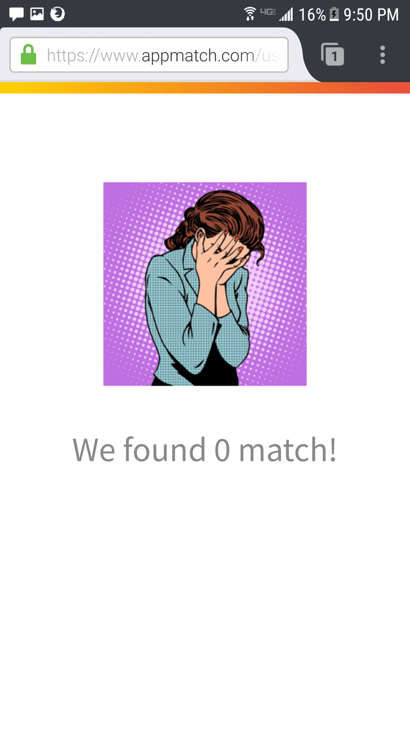 AppMatch Review - Zero Matches