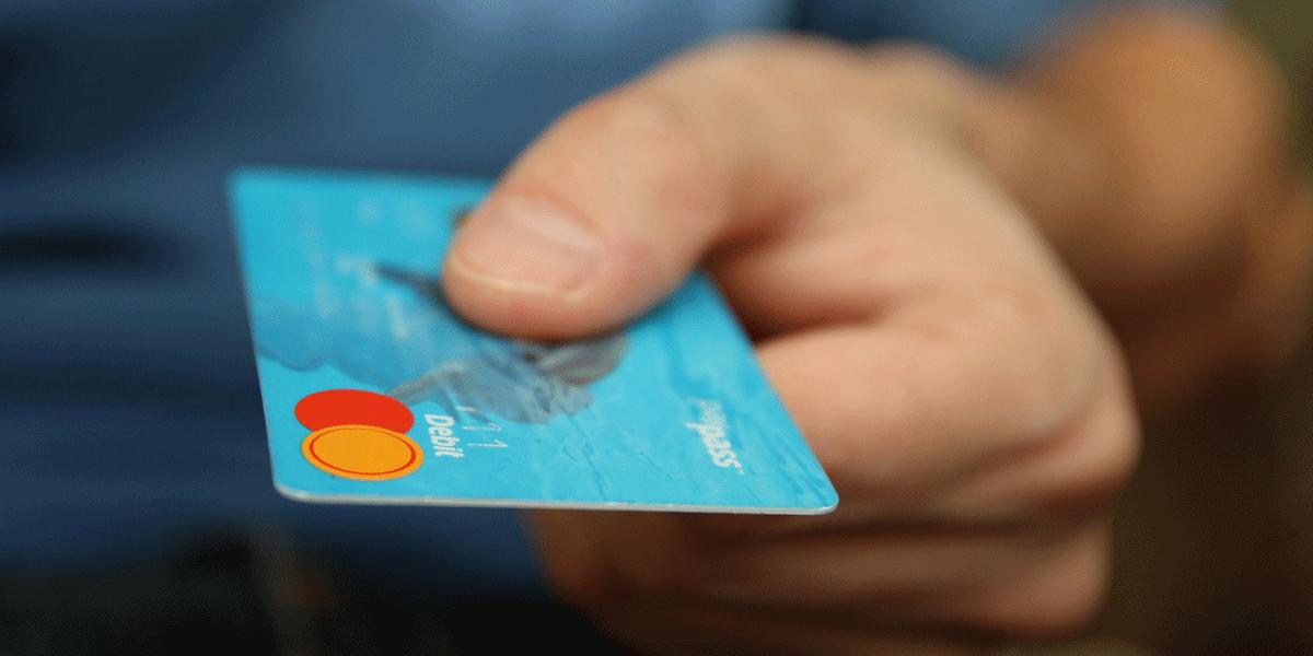Cash Back Credit Card Image