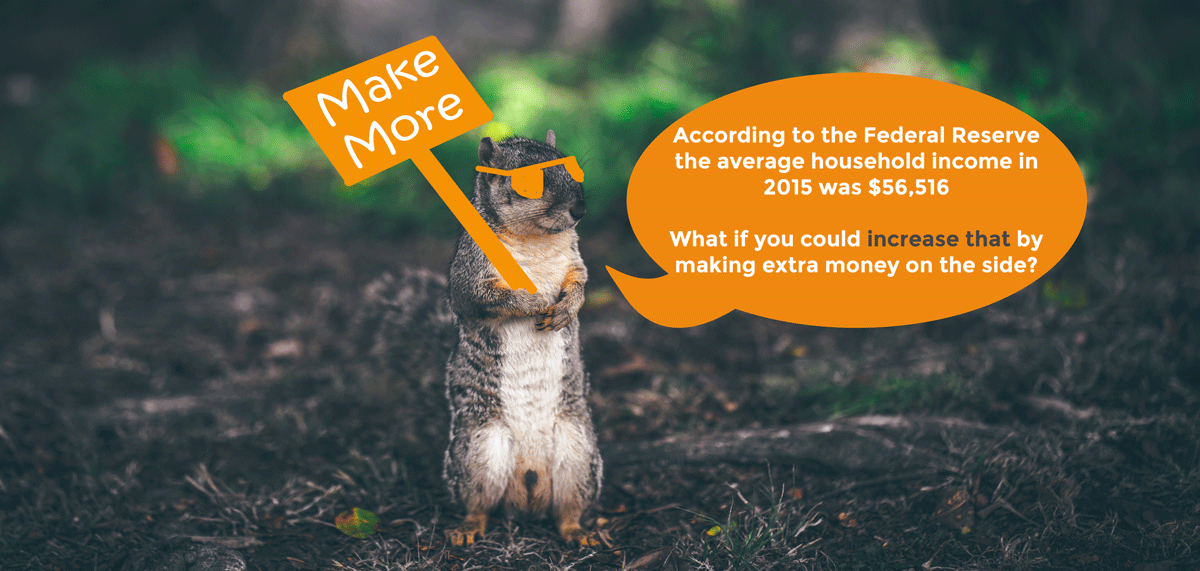 Income Report Squirrel Meme