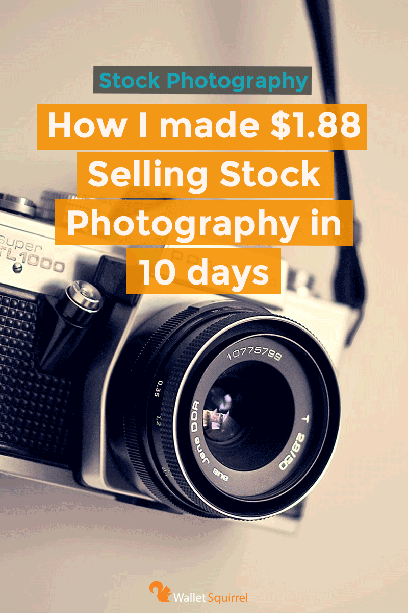 How to Sell Stock Photography