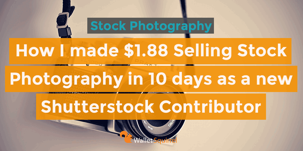 1e65ef190db82 How I made  1.88 Selling Stock Photography in 10 days as a new Shutterstock  Contributor