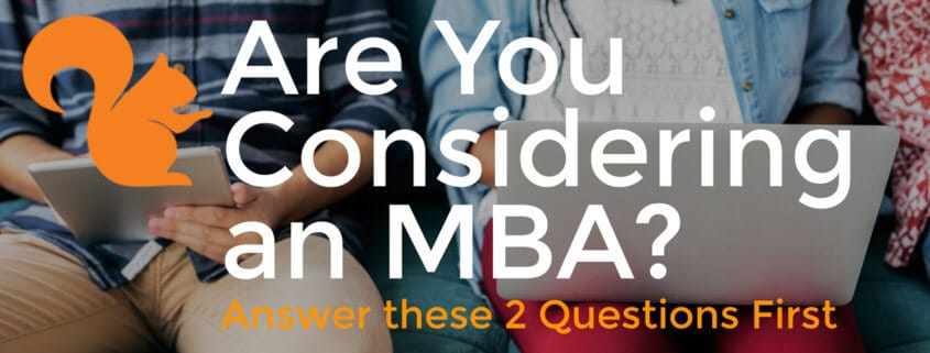 mba answering one question of View mba application requirements for columbia business school's mba programs applicants must complete one short answer question and three essays.