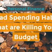 Horizontal bad spending habits