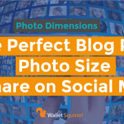 The Perfect Blog Post Photo Size for Sharing on Social Media