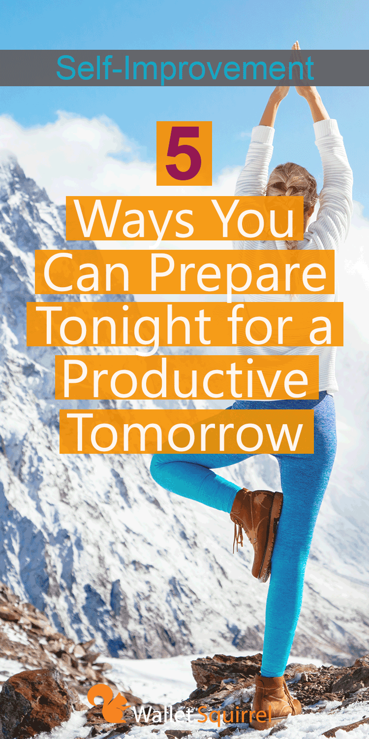 Struggling getting up in the morning? Here is how to concur that speed bump. Learn how to prepare tonight to have a productive tomorrow!