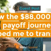Debt Payoff Journey Header