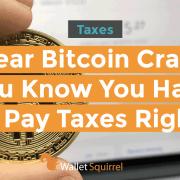 Bitcoin Taxes Header