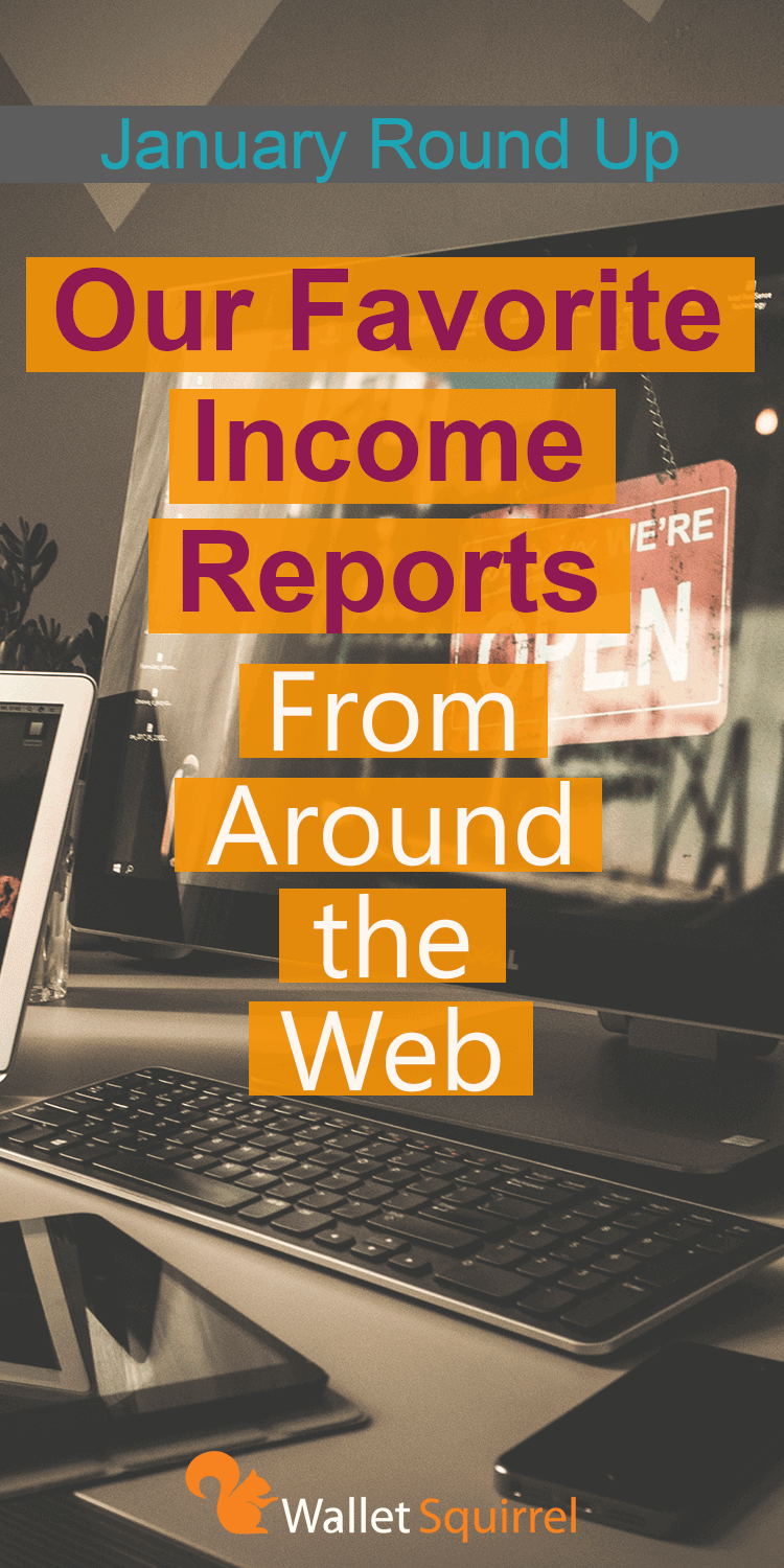 We look through these January (and one December) income reports to see what we can learn. We explore what other bloggers are doing to make extra income as the pursue financial freedom. Let's learn!