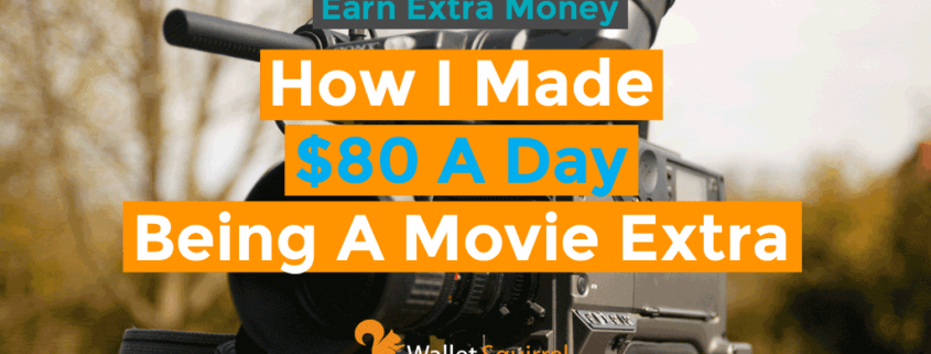 How I Made $80 A Day Being A Movie Extra
