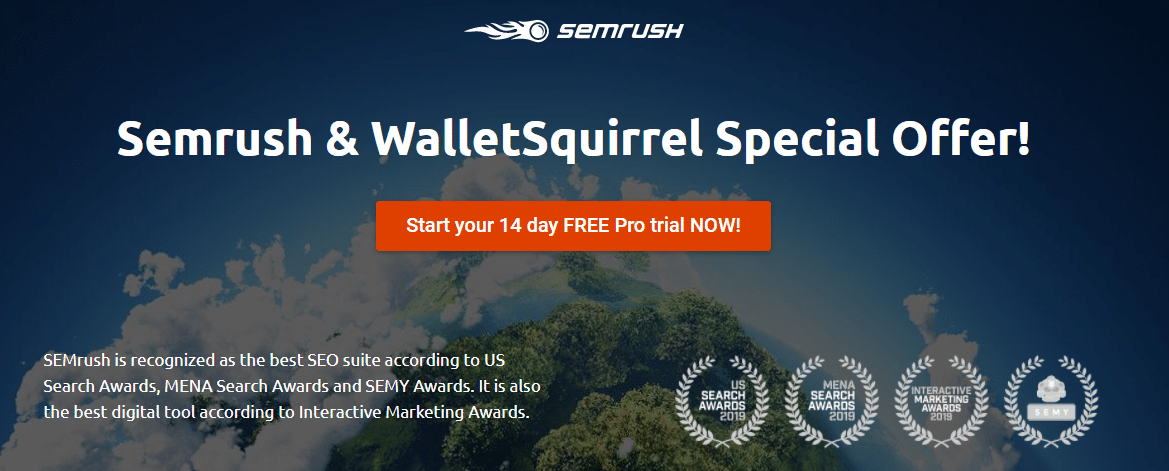 SEMrush Review - Special 14-Day Trial