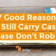 Reasons I Still Carry Cash Horizontal Header