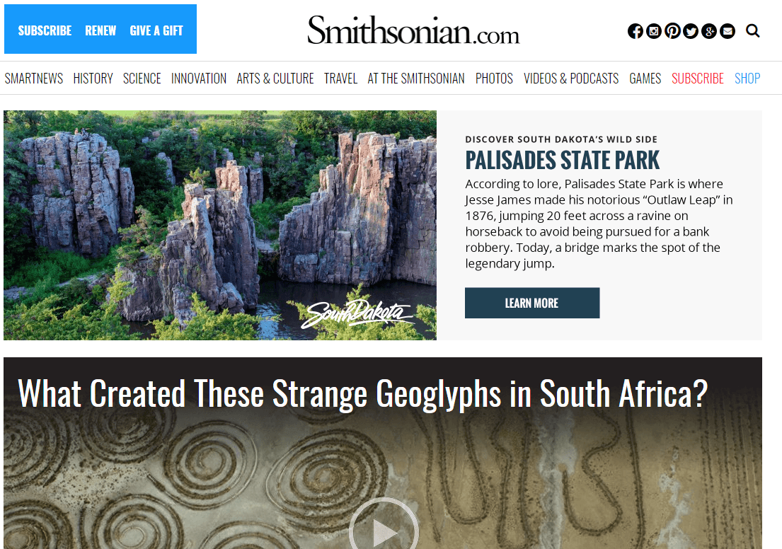 Get Paid To Write on Smithsonian - Websites That Pay You For Writing