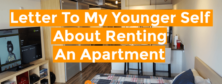 Letter To My Younger Self About Renting Horizontal Header