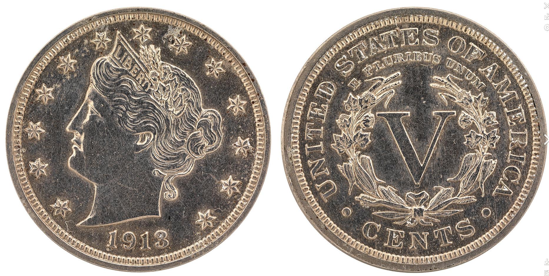 1913 Liberty Head Nickel