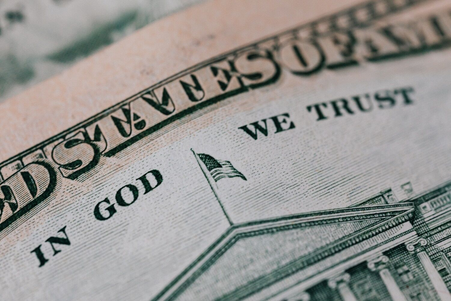 facts about money in god we trust
