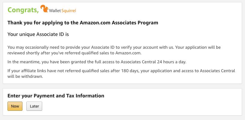 How To Become An Amazon Affiliate - Start Using Amazon Associates