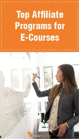 TOP AFFILIATE PROGRAMS FOR E-COURSES