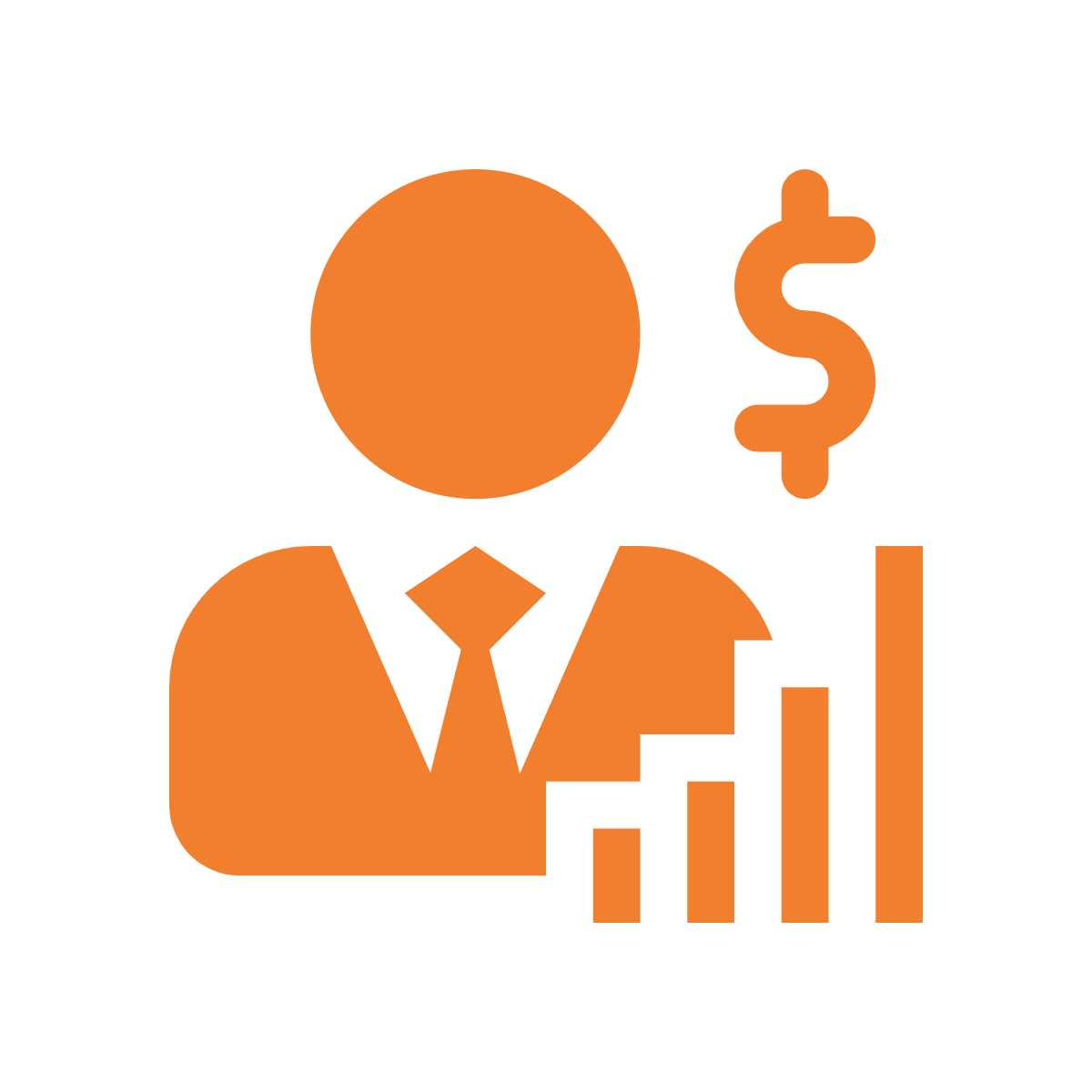 Finance - Investing Affiliate Programs Icon