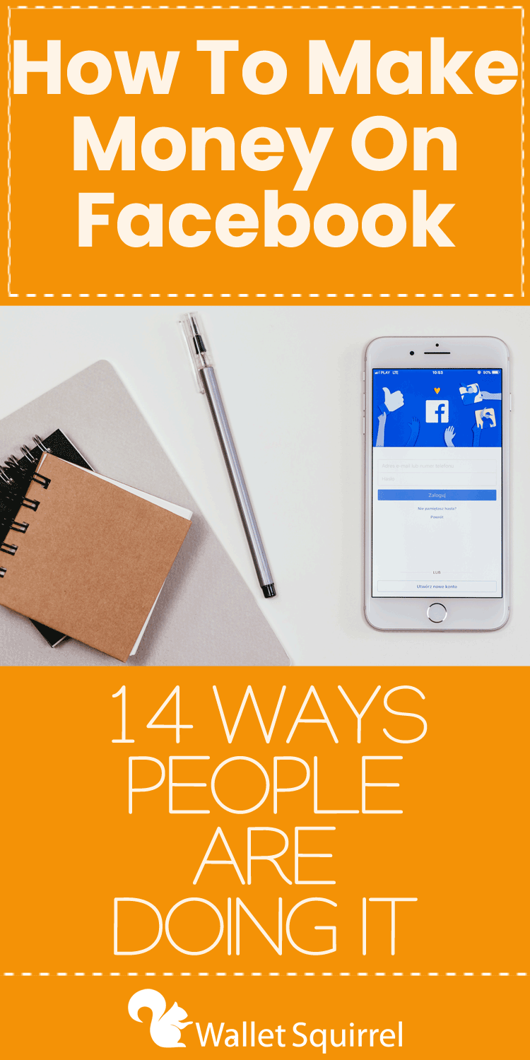 No reason to bury the lead. Here are the more unique ways on how to make money on Facebook. As we go down this list, we'll start with the most interesting and end with the more obvious.