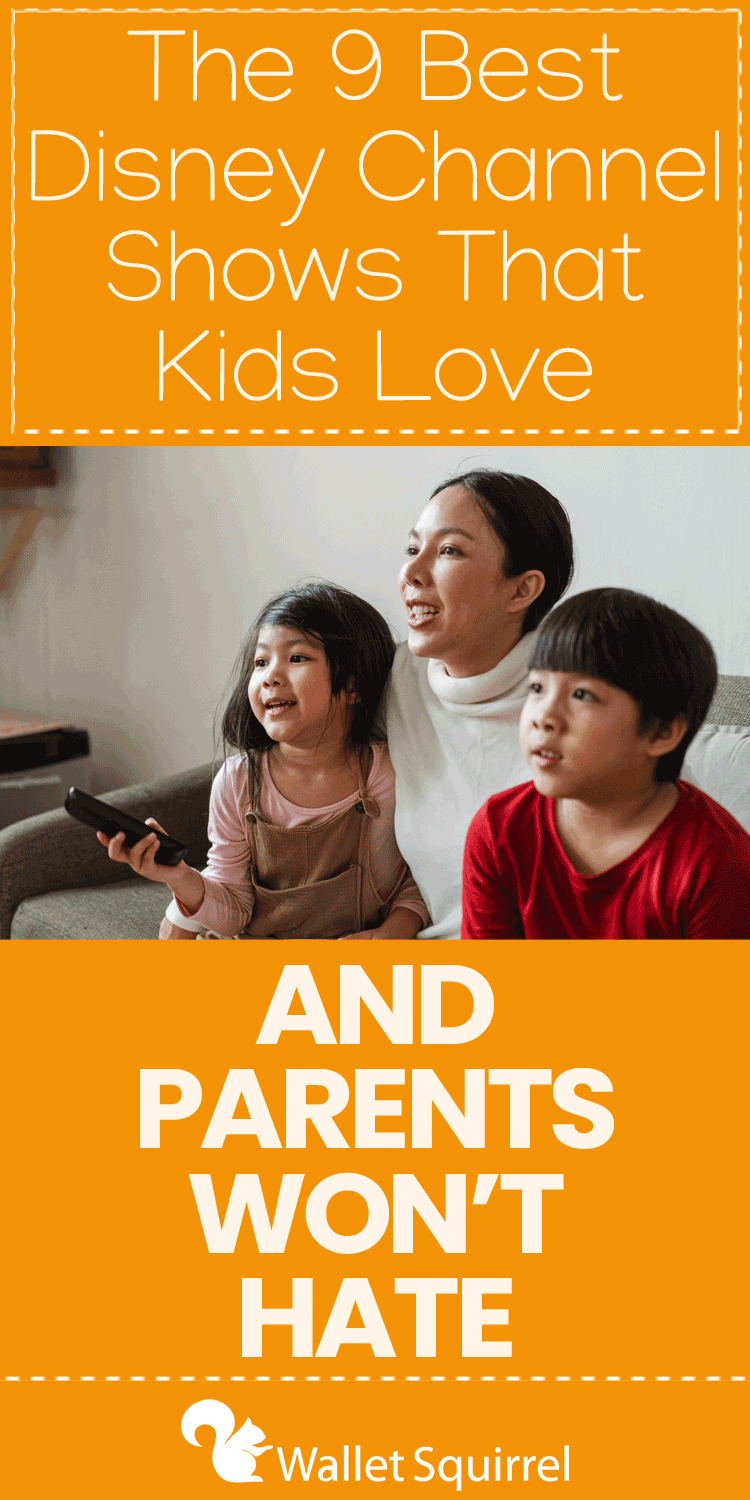 Your entire life changes the moment you have kids. While most of us understand that becoming a parent will mean less sleep and lots of diapers, we drastically underestimate the amount of kids shows we will watch. Show let's explore the 9 best Disney Channel shows that us parents won't hate!