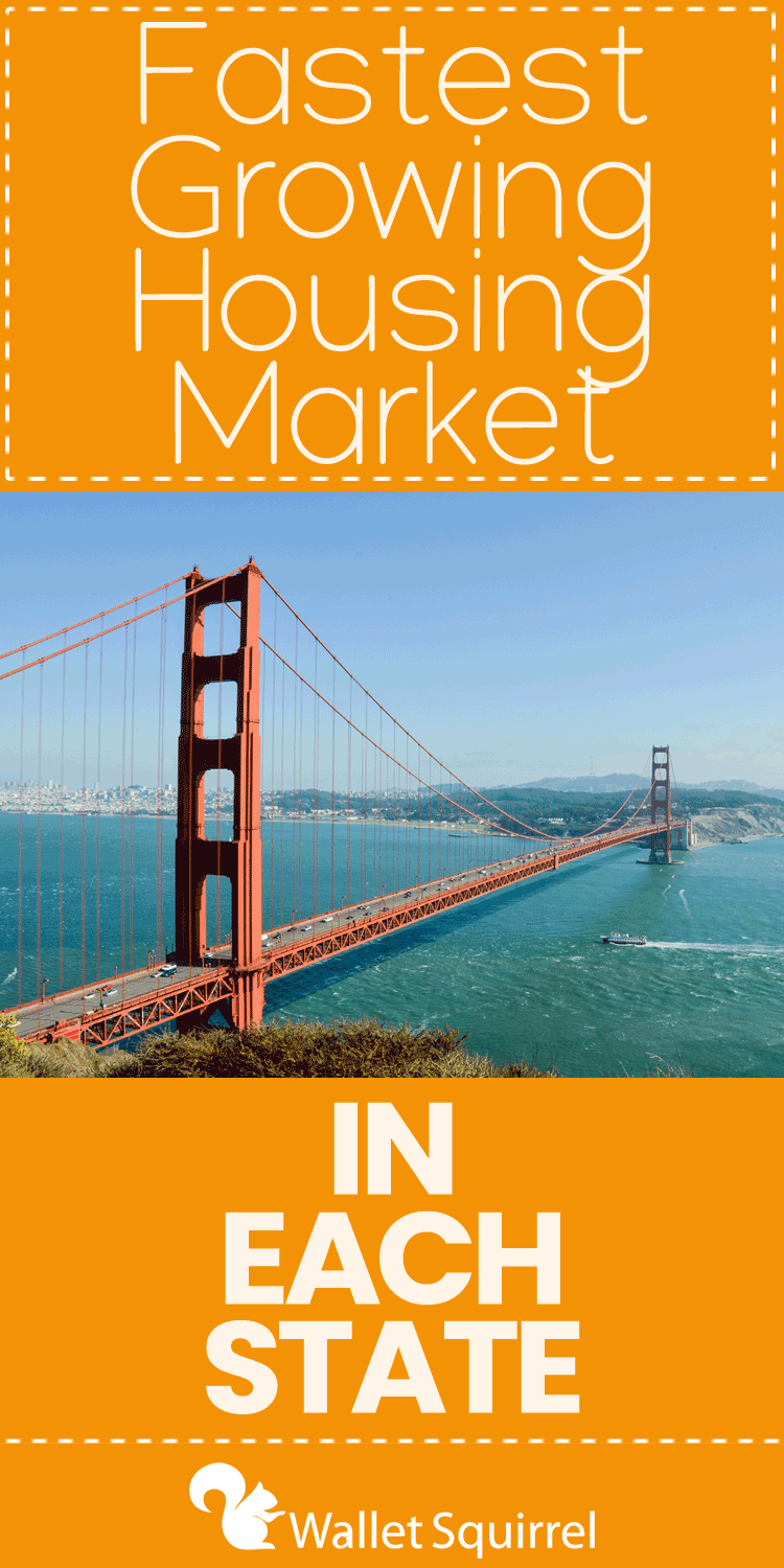 Listed below are the fastest-growing real estate markets across the United States, so future transplants can get a clearer sense of where more and more people are moving. What's more, this article outlines the kind of housing values people can expect to find in each local market.