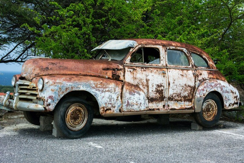 Cash For Junk Car Example